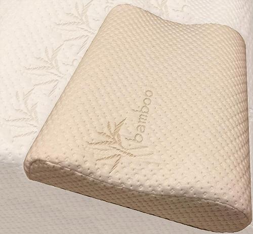 Memory Foam Contour Pillow Target Photos Table And